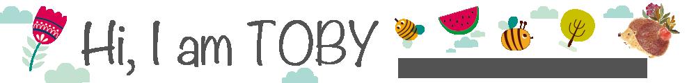 HI,I am TOBY。我是托比哥