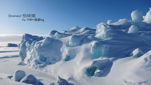 北緯66.5度以上、零下-26度以下的格陵蘭