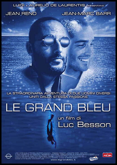 Le Grand Bleu / The Big Blue (1988) 720p Ita Eng [168 min extended version]